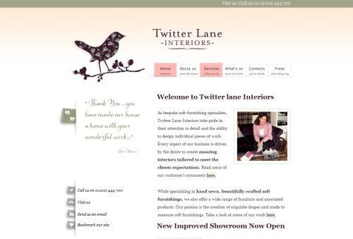 TwitterLane Interiors