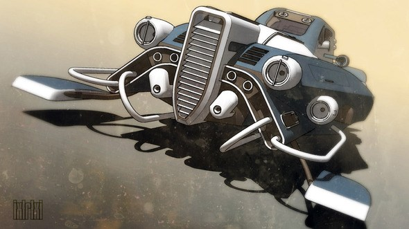 dieselpunk-wallpapers