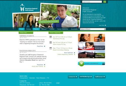 Wetaskiwin Regional Public Schools