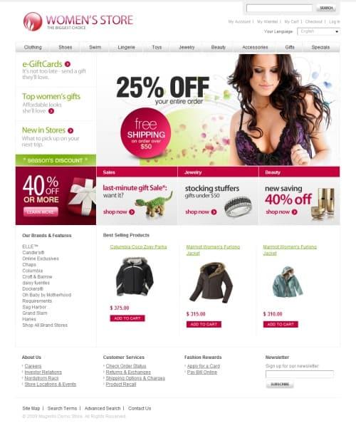 women-store