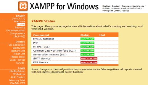 xampp-portable