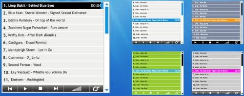 Free Flash Mp3 Player