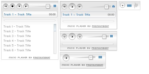 Free MP3 Music Player for Website