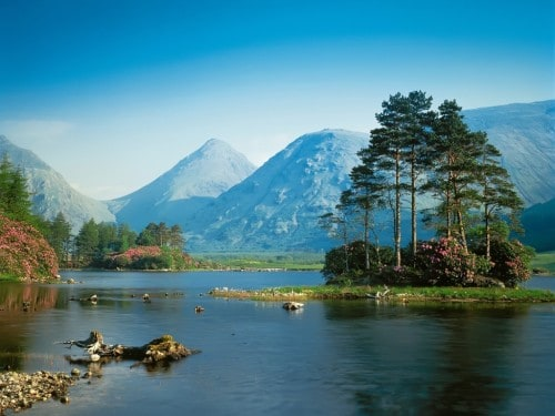 Glen Etive Wallpaper