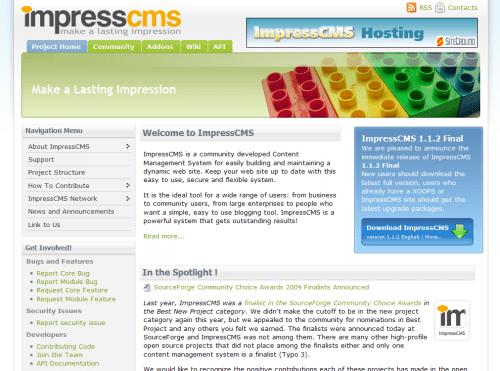 impress-cms