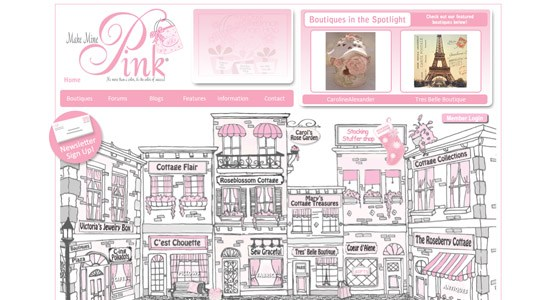 beautiful-pink-websites