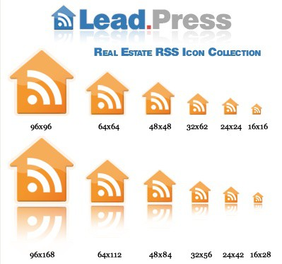 real-estate-rss-icons