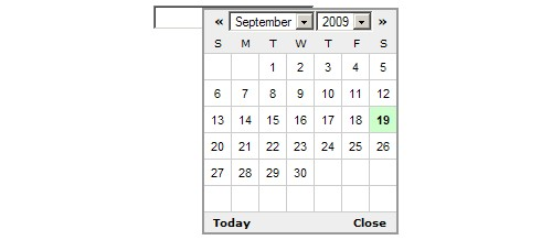 9 Useful jQuery Calendar And Date Picker Plugins For Web