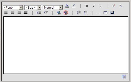 TTW HTML Editor