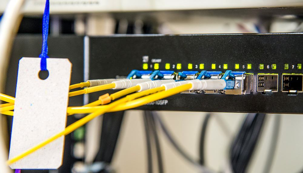 Fiber Optic Connectors.