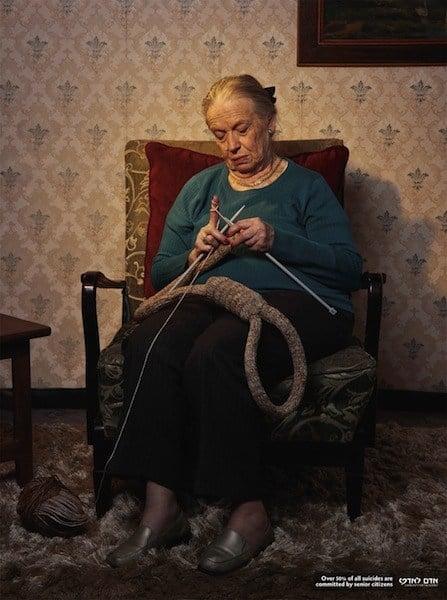 Adam Le Adam, Community For The Elderly: Hangman's Noose