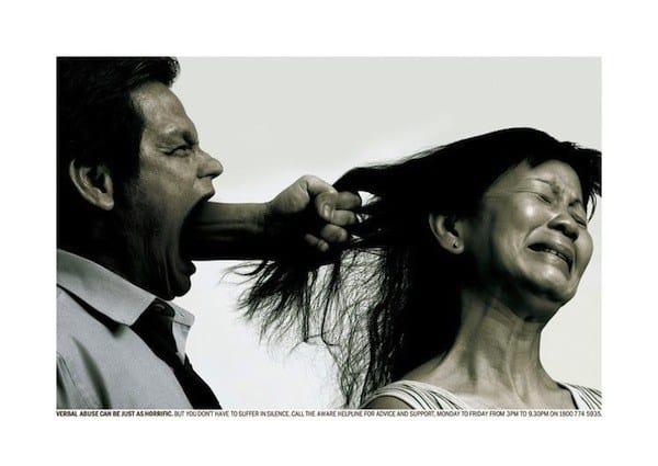 Aware Helpline: Verbal Abuse