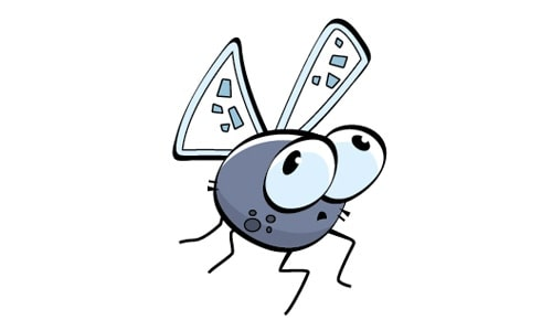 Adobe Illustrator Cartoon Bug Tutorial