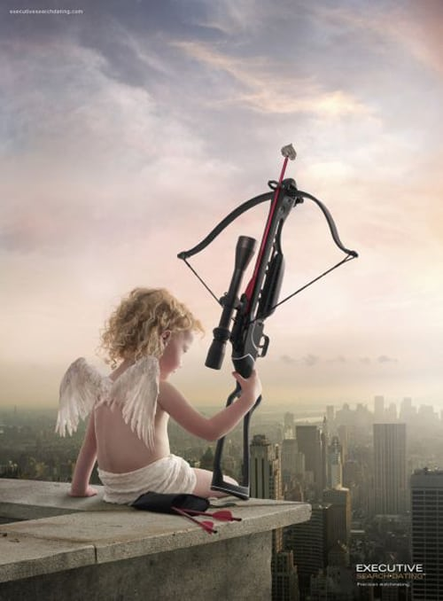 Executive Search Dating: Cupid