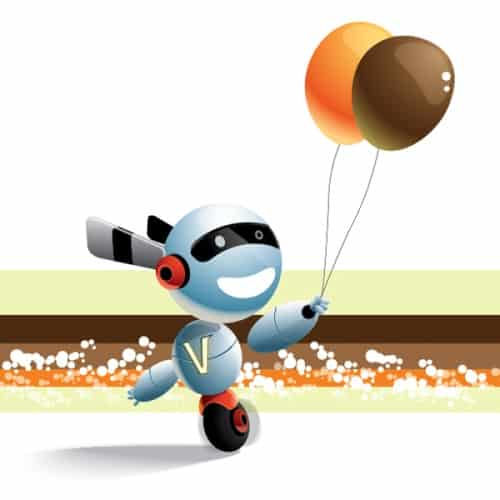 How to Create a Cute, 3D, Vector Robot – Vector Plus Tutorial