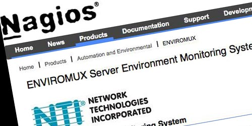 ENVIROMUX Server Environment Monitoring System