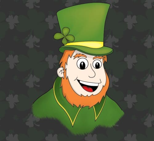 Create your own Leprechaun for St. Patrick's Day