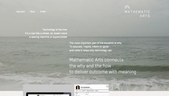 Mathematic Arts