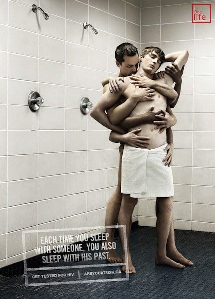 One Life: Shower