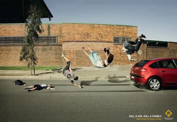 Pedestrian Council of Australia: Family