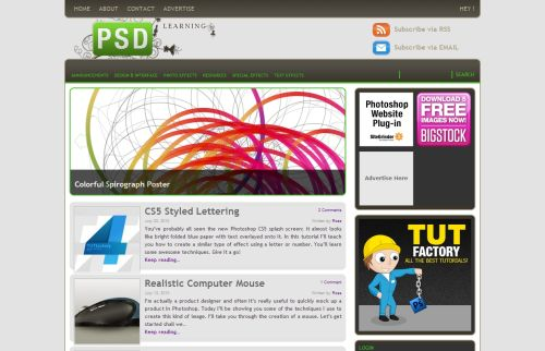 PSD Learning