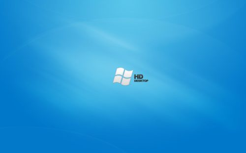 windowshddesktopblue