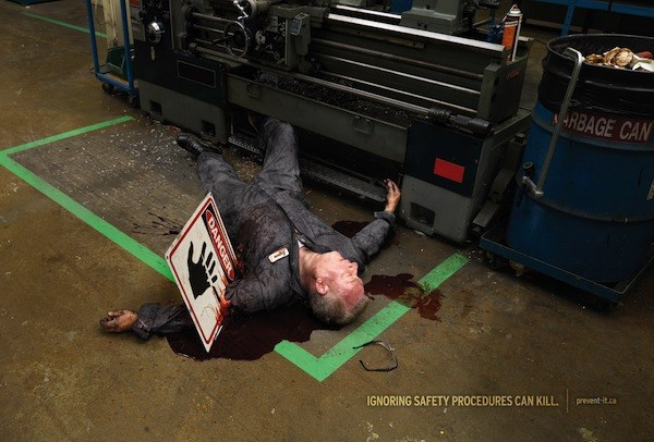 Workplace Safety Insurance Board: Sign