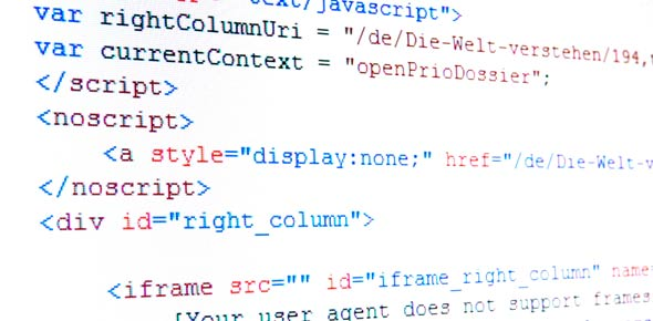 PHP as a Programming Language
