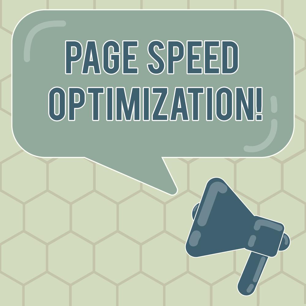 Page Speed Optimization
