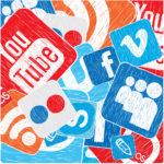 beauty social media page